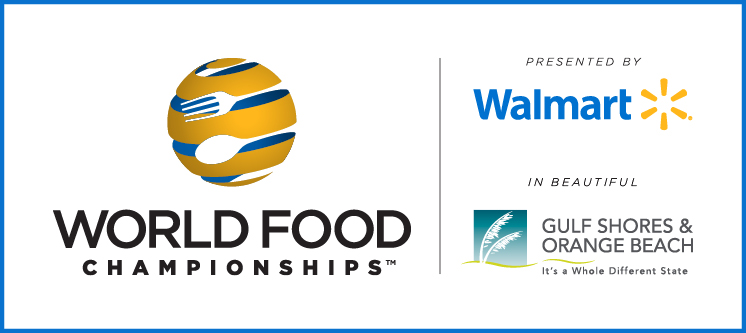World Food Championship Food Sport Network Logo