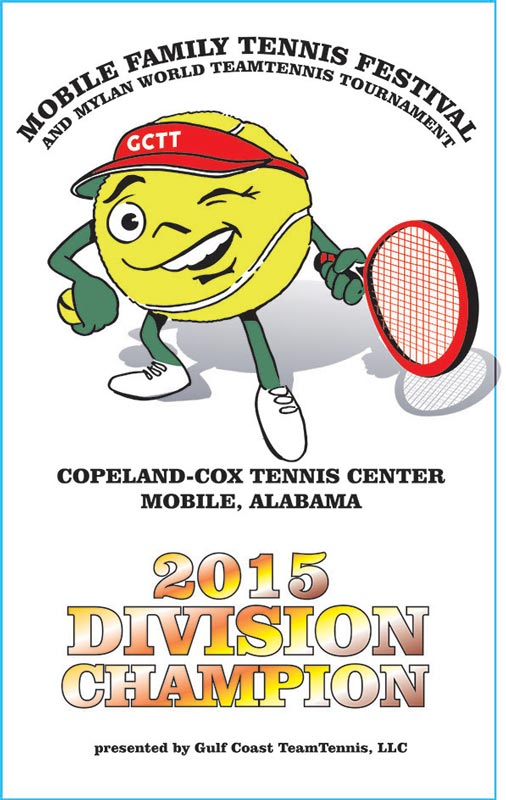 Team Tennis is Exploding on the Alabama Coast