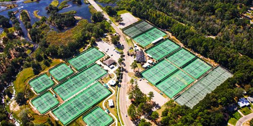 Worlds Largest Tennis Facility